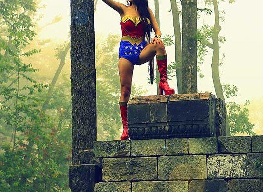 Wonder Woman by Robert MacNeil